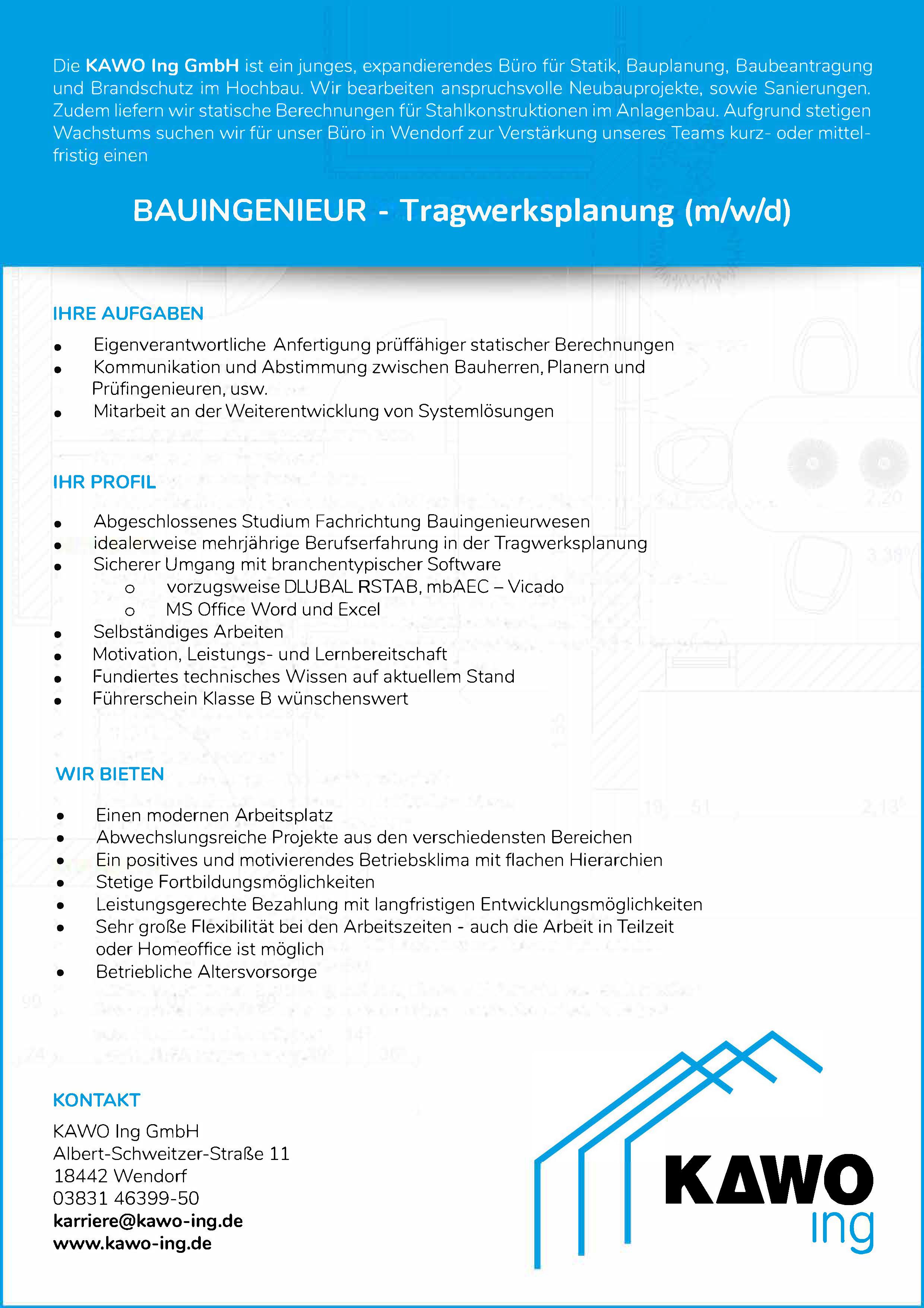 Bauplanung_1, Kawo-Ing, Stralsund